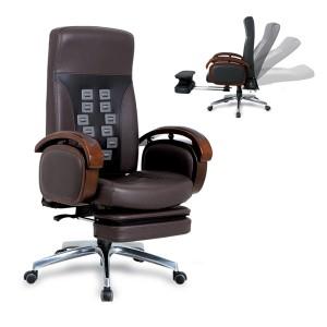 이노체어 GA310-W(천연소가죽콤비) 의자