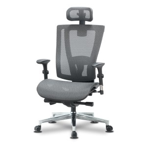 [아이플로어]크루즈 올메쉬 A형 대(알루미늄다리)의자