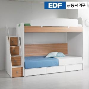 [동서가구]컨셉트MU-E220 수납형계단 수납이층침대 DF626514