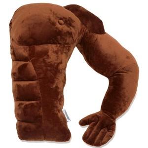 근육 맨 베개 - 바디 베개