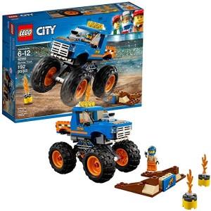 레고 시티 몬스터 트럭  60180 빌딩 킷 (192 피스)