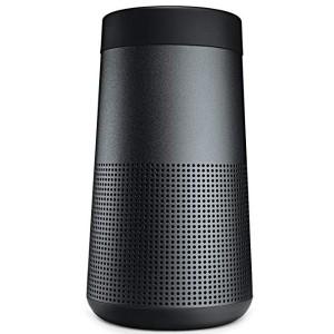 보스 사운드링크 회전 휴대용 블루투스 360 스피커, Triple 블랙
