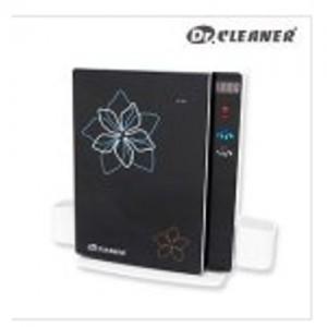 닥터크리너칫솔살균기 BIO-103 블랙 자외선살균+히터건조+시계 자동반복살균 다용도함