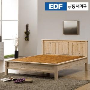 EDFby동서가구 편백나무 퀸 황토볼 B형 침대 DFF366AC