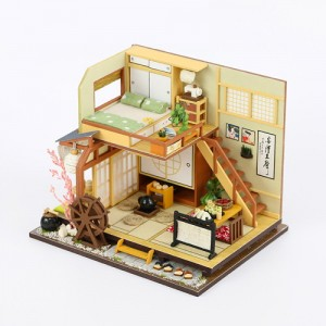 [adico] DIY 미니어처 하우스 - 료칸