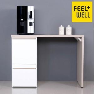 필웰쿠엔코틈새주방수납장400(완전수납)+식탁