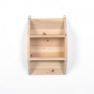 SA345 삼나무 침실 정리선반 (200x100x300)