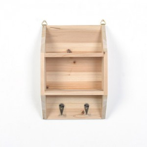 SA346 삼나무 침실 정리선반 (200x100x300)