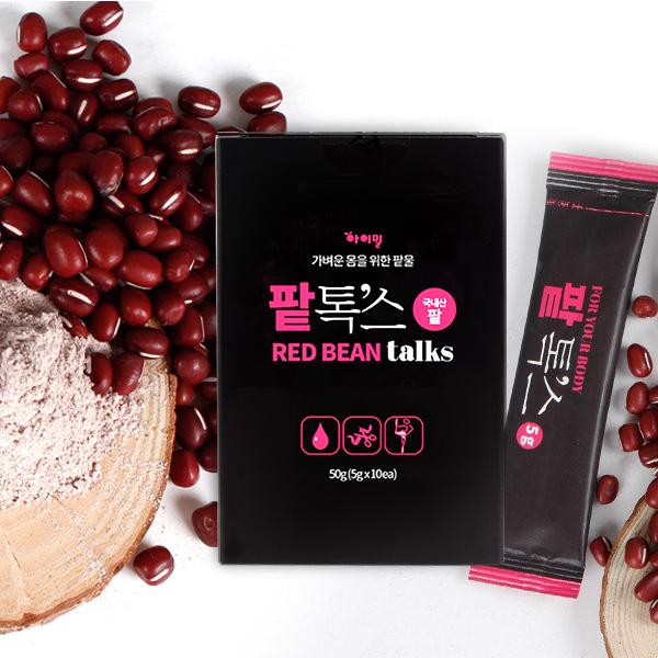 아이밀 팥물 팥가루 팥톡스 1박스(10개입)