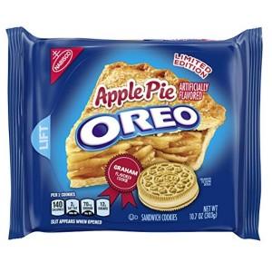 Oreo Apple Pie Sandwich Cookies, 10.7 Ounce