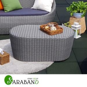 사라방드 스마랑 인조라탄 야외 테이블 1_g