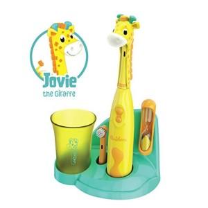Brusheez Children's Electronic Toothbrush Set_Jovie the Giraffe