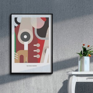 [modern art] 픽토프레임 PICF-733B