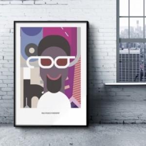 [modern art] 픽토프레임 PICF-731B