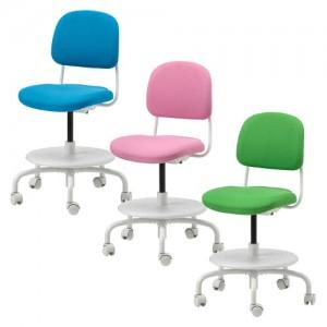 이케아 VIMUND 비문드 어린이책상의자/학생의자