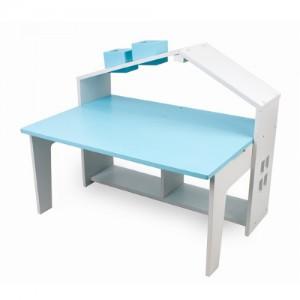 [키즈돔]하우스 어린이 좌식책상/아동 공부상/유아책상/접이식 테이블