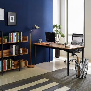 T5철제 프레임 1500X800 DIY 책상 수작업 테이블 다리