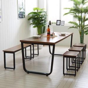 철제 프레임 식탁 테이블 다리 DIY 조립 스틸 수작업