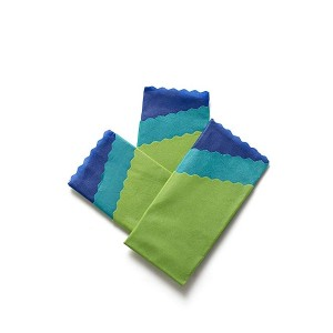 Organic Reusable Food Wraps by Etee - Biodegradable, Non-Toxic & Plastic Free (9 Pack)