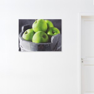 풋사과 바구니 인테리어 그림 액자 30×40