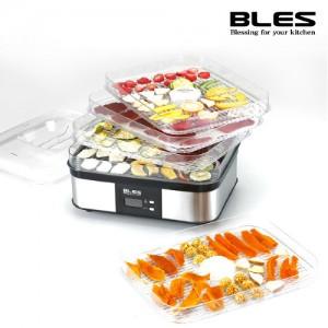 블레스 5단 투명 트레이 식품건조기 FD350