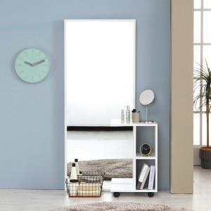 하레 전신거울 화장대 3color