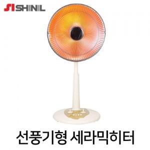 [과열방지/전도안전장치]타이머/온도조절/세라믹히터 신일전기히터 SEH-A91