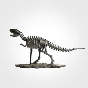 빈티지 공룡뼈 티라노 조각상 1개
