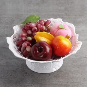 멜라민 과일 접시받침1세트