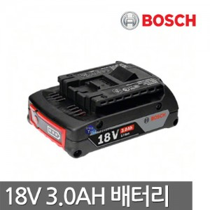 [보쉬] 슬림팩 리튬이온 배터리 18V 3.0Ah
