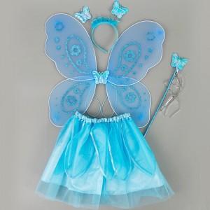 [오키즈] [J0940] 할로윈 용품 [천사날개 드레스 세트 4] 코스튬 파티용품
