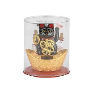 HY2 복을 부르는 마네키네코 검은고양이