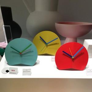 MoMA Design Store 마운틴 폴드 탁상 시계 3컬러