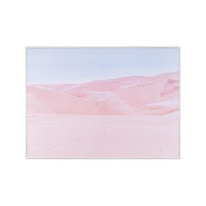 LB Desert Heat Framed Canvas 66X90