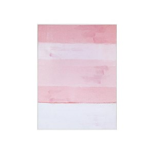 LB Shades of Pink Framed Canvas 66X90