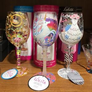 birthday bar LOLITA 와인 글라스 컵 3종 택1