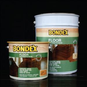 [더페인트샵] BONDEX FLOOR 본덱스 퀵드라잉 PU바니쉬 2.5L