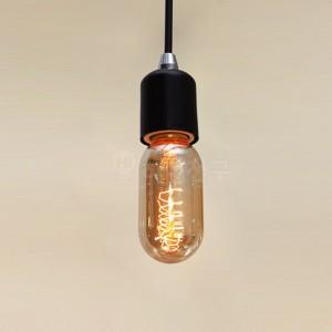 빈티지 디자인 백열전구 40W T45 E26 114410