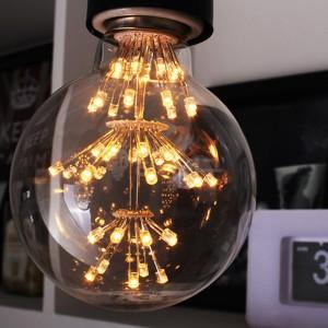블라썸 LED 전구 2W G80 E26 114424