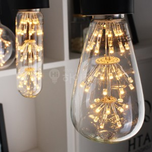 블라썸 LED 전구 2W ST64 E26 114426