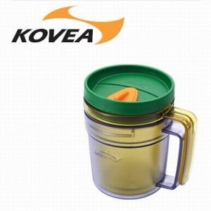 AA 코베아 트라이탄 트윈 머그 컵 KN8BT0101
