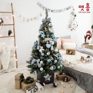 앳홈 블루베이 크리스마스 트리 / 1.6m
