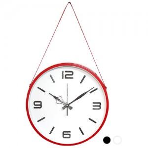 [골든벨시계] 고급 인덱스 메탈 무소음 벽시계 36.5cm Black 국내제조 (3종)