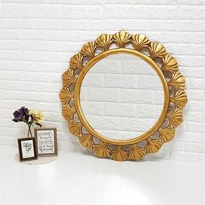 엔틱가구 골드 거울 엔틱벽거울