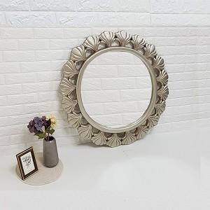 엔틱가구 실버 거울 엔틱벽거울