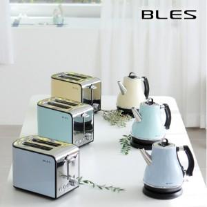 [블레스] 파스텔시리즈 전기주전자+토스터기
