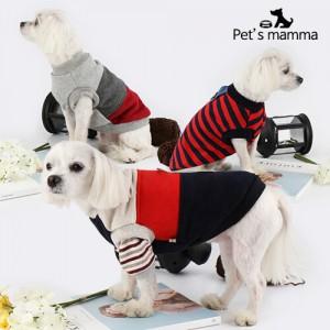 [펫츠맘마] 강아지옷 티셔츠