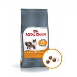 로얄캐닌 캣 헤어&스킨 케어 4kg 피모발달 고양이사료