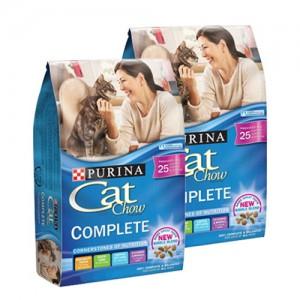 네슬레 퓨리나 캣차우 컴플리트 7.26kg × 2개 고양이사료
