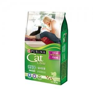 네슬레 퓨리나 캣차우 인도어 7.26kg 고양이사료